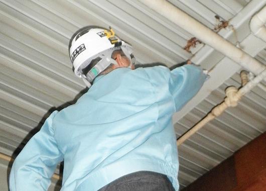 あなたの屋根に最適な工法をご案内する豊富な経験と技術力があります。